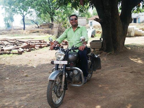 Бесплатное стоковое фото с байк, велосипедный спорт, мотоциклист