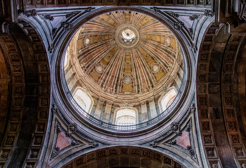 Kostnadsfri bild av arkitektur, båge, byggnad, katedral