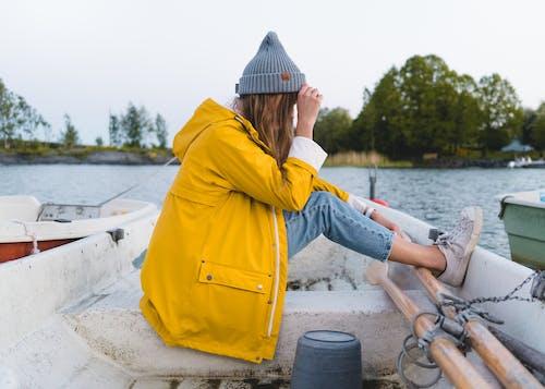 Fotos de stock gratuitas de chaqueta, desgaste, helsinki, mujer