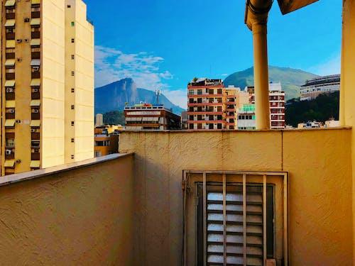 Безкоштовне стокове фото на тему «балкон, балкони, Бразилія, вид»