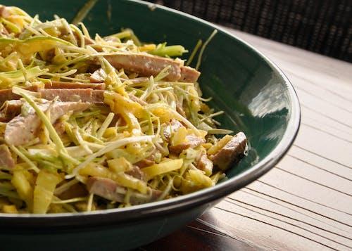 新鲜的沙拉, 沙拉, 食物 的 免费素材图片