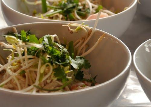 一碗食物, 亞洲食品, 起动机, 食物 的 免费素材图片
