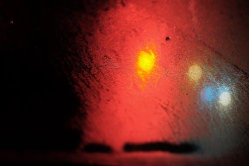 Foto profissional grátis de abstrair, bokeh, cheio de cor, condensação