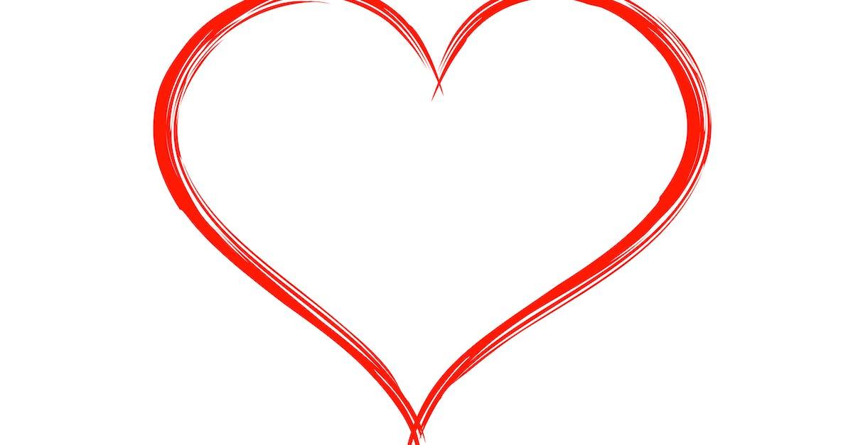 Картинка с белым фоном сердце, открытки