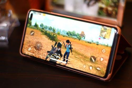 Gratis stockfoto met android, gamen, pubg mobiel, samsung s10
