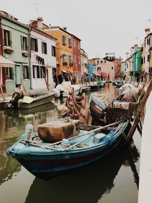 Fotobanka sbezplatnými fotkami na tému Benátky, benátsky, budovy, cestovať