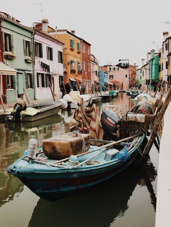 Benátky, benátsky, budovy