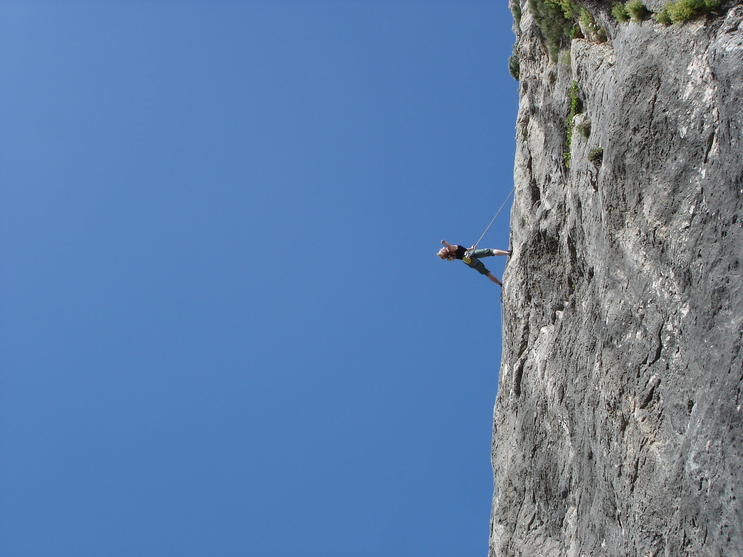alpinisme, alpinista, aventura