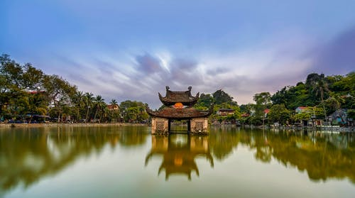 Gratis arkivbilde med arkitektur, Buddhisme, by, bygning