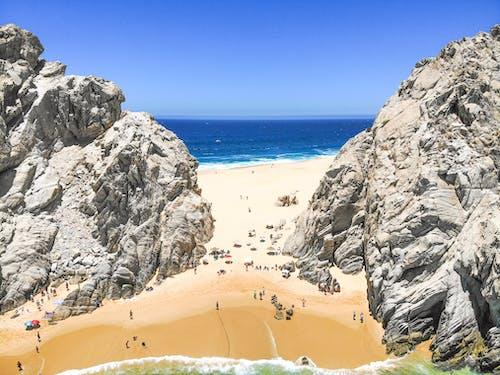 Бесплатное стоковое фото с активный отдых, берег, берег моря, берег океана