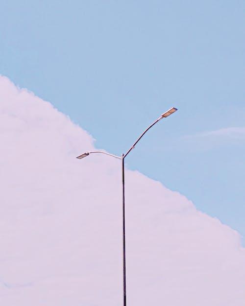 Ảnh lưu trữ miễn phí về bầu trời, cột đèn, đèn đường