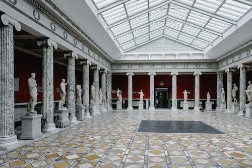 Foto d'estoc gratuïta de arquitectura, art, columnes, edifici