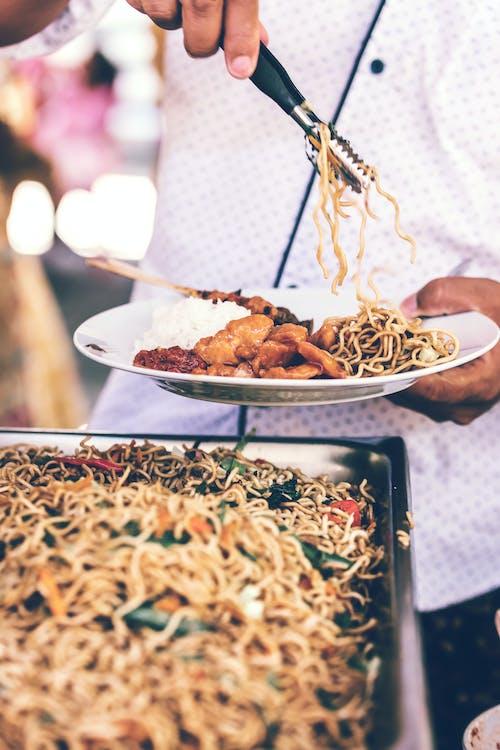 Foto d'estoc gratuïta de apetitós, carn, celebració, cuina