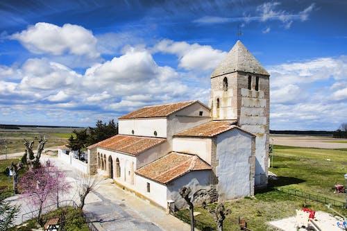 修道院, 十字架, 古老的, 地平線 的 免费素材照片