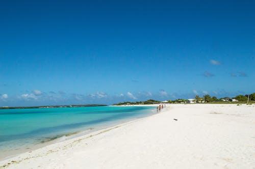 Free stock photo of beach, sand, sky