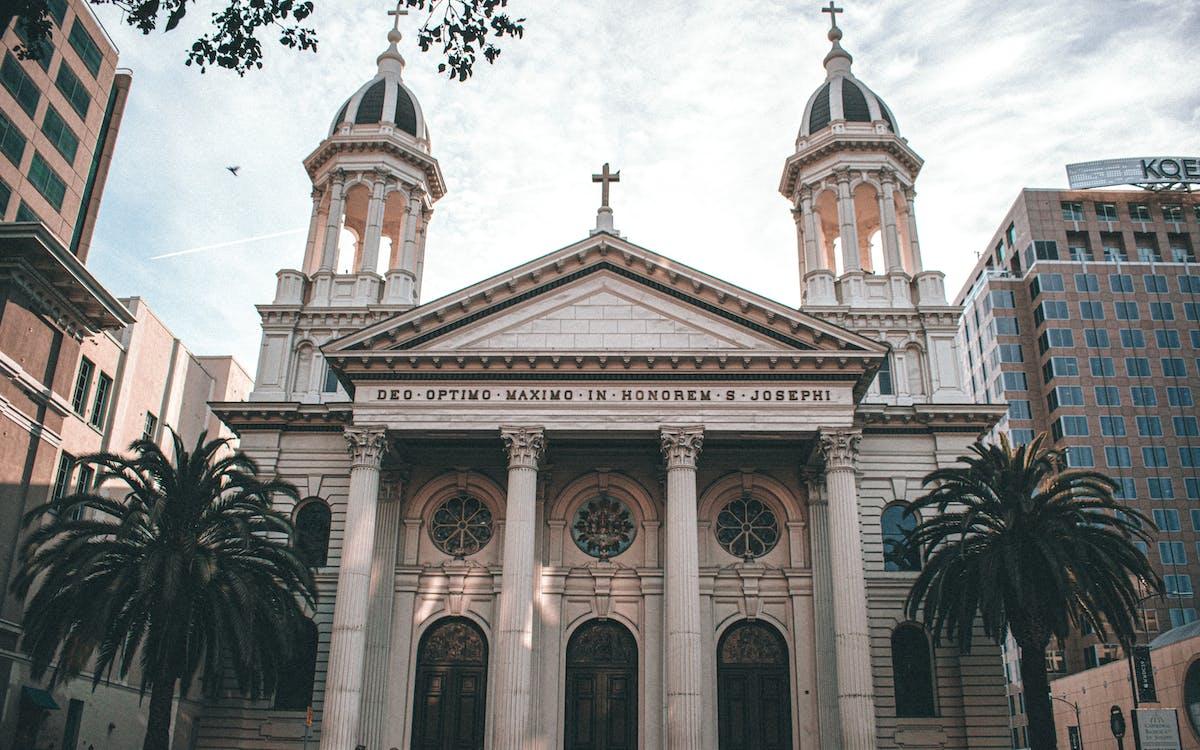 cathol, geloof, hdr