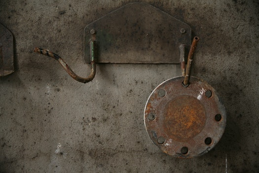 Free stock photo of dirty, metal, broken, rust