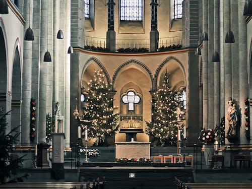 Kostnadsfri bild av altare, arkitektur, balkong, barock