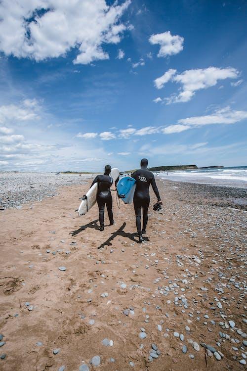 Imagine de stoc gratuită din faleză, în aer liber, mal, nisip