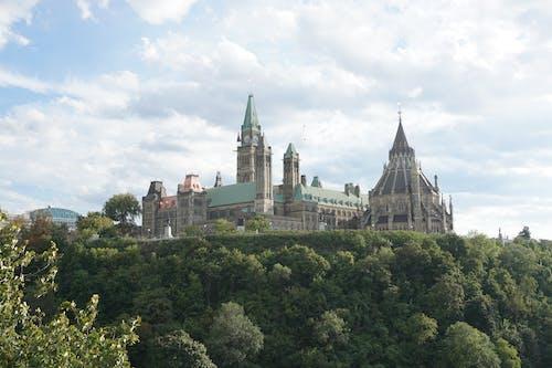 Free stock photo of canada, Ottawa, parliament
