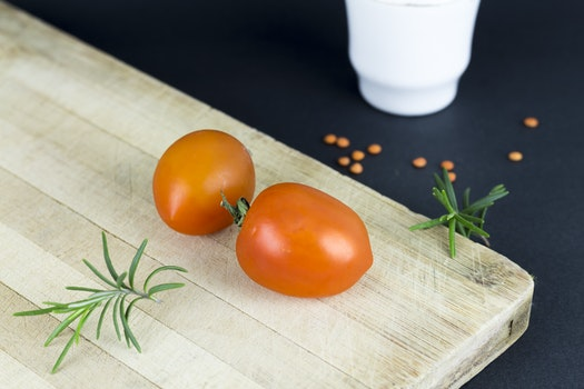 Kostenloses Stock Foto zu essen, gesund, holz, tomaten