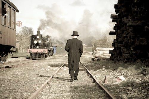 Δωρεάν στοκ φωτογραφιών με Άνθρωποι, άνθρωπος, ατμομηχανή, άτομο
