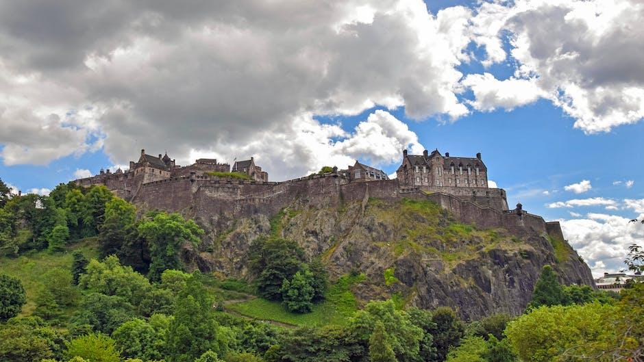 New free stock photo of landscape, landmark, cloudy