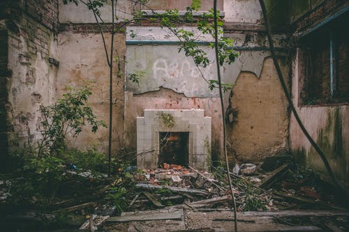 Photo of an Abandoned Building