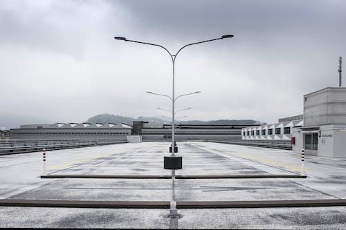 Δωρεάν στοκ φωτογραφιών με αδειάζω, αεροδρόμιο, αρχιτεκτονική, αυγή