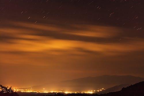 Gratis stockfoto met nachtfotografie