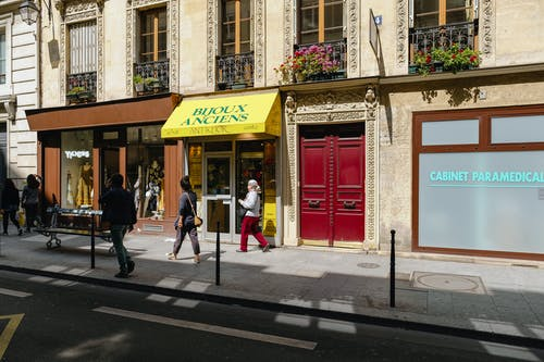 Fotos de stock gratuitas de arquitectura, calle, edificio, gente