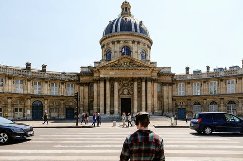 Photography Of Institut De France