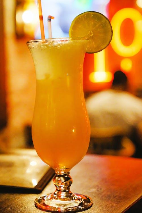 Kostnadsfri bild av cocktail, dryck, glas, juice