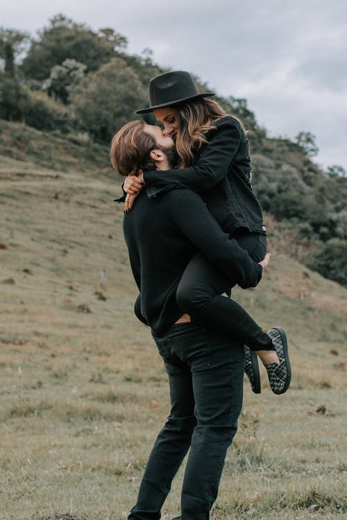 a l'aire lliure, afecte, amor