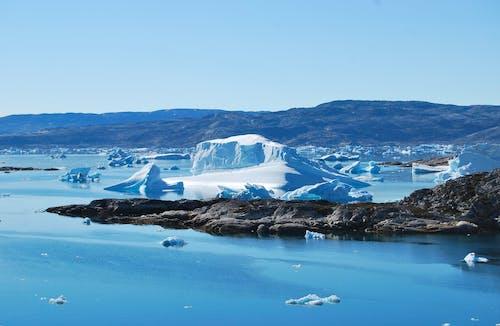 Immagine gratuita di artico, fiordo, fondendo, freddo