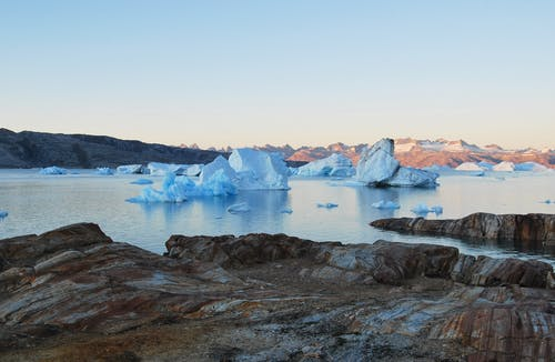 Foto profissional grátis de ártico, com frio, congelado, derretendo