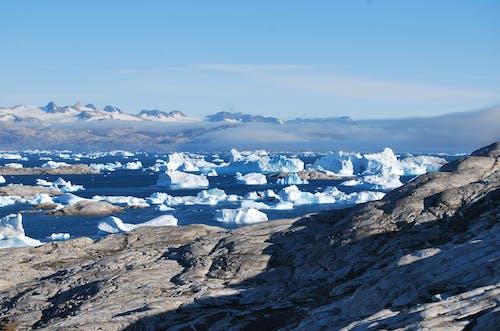 Бесплатное стоковое фото с айсберги, Арктический, гора, ледник