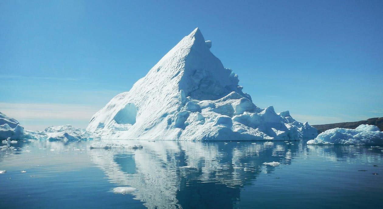 ทะเล, ธรรมชาติ, น้ำแข็ง