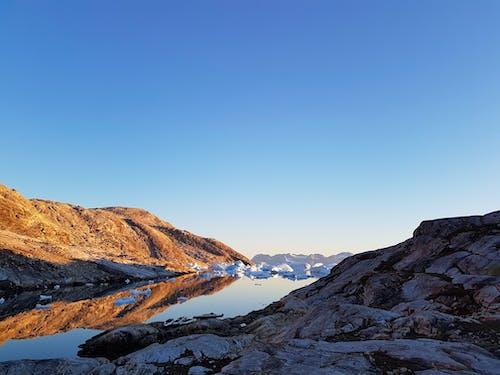 Безкоштовне стокове фото на тему «HD шпалери, блакитне небо, відображення, вода»