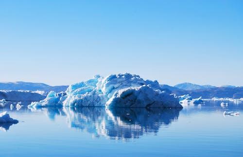 Kostenloses Stock Foto zu eis, eisberg, fjord, kalt