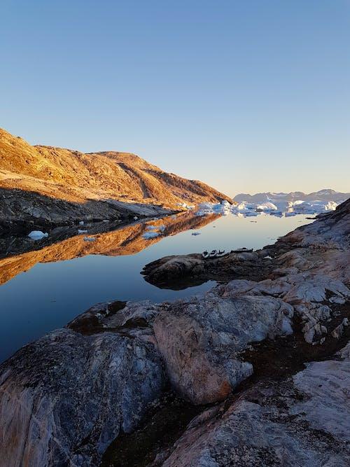 Foto profissional grátis de ao ar livre, ártico, cênico, com frio