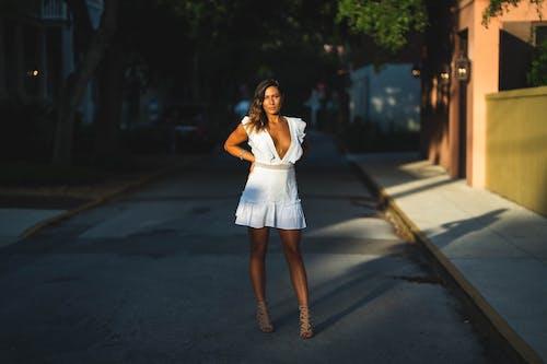 人, 女人, 性感的, 時尚 的 免费素材照片