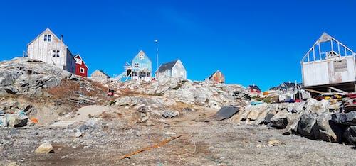 Immagine gratuita di artico, congelato, fiordo, iceberg