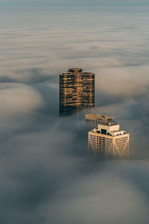 Безкоштовне стокове фото на тему «архітектура, архітектурне проектування, будівлі, горизонт»