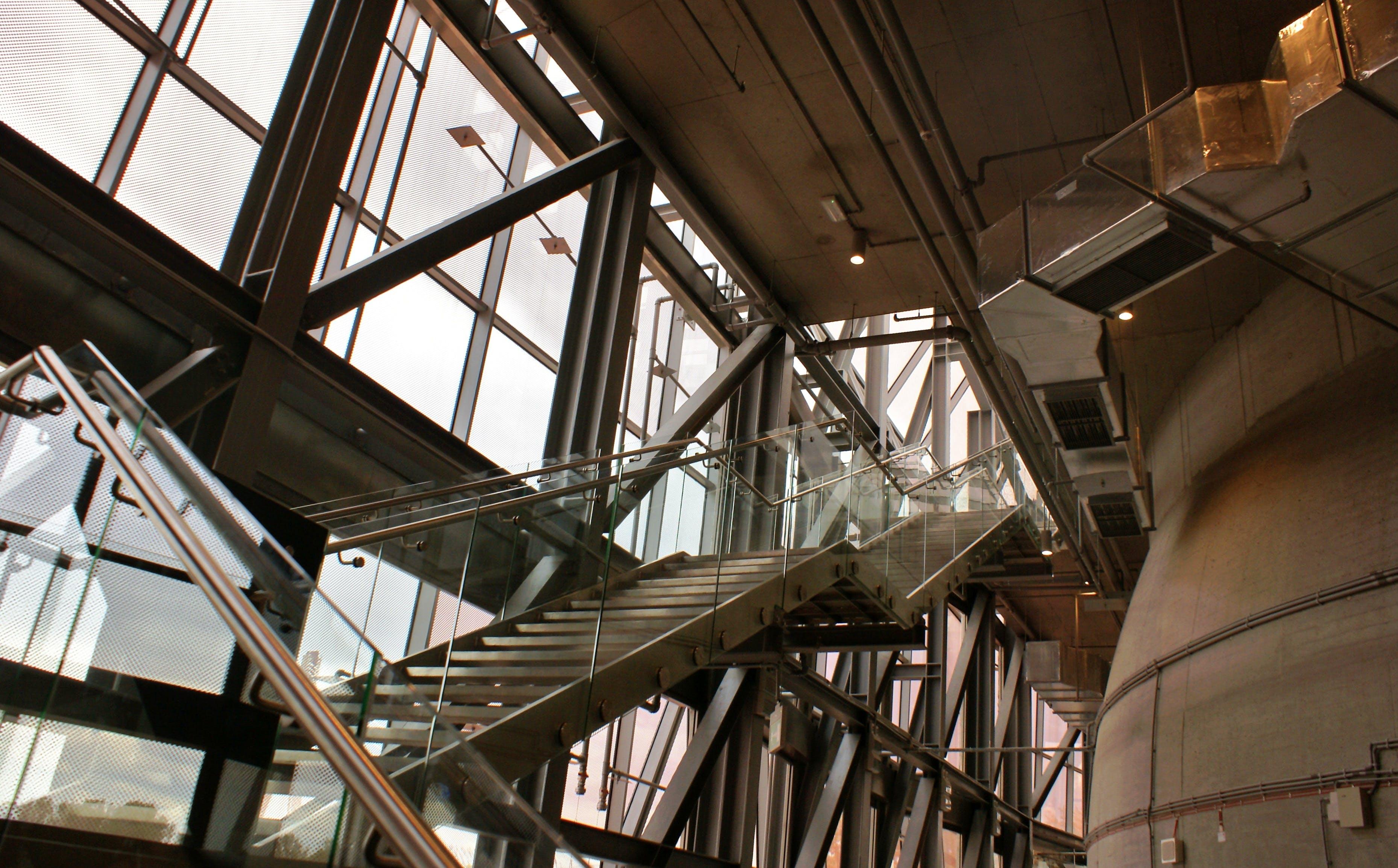 zu architektur, aufnahme von unten, ausdruck, bau