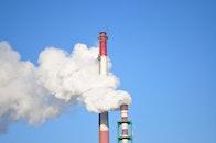 sky, industry, smog