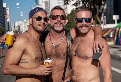 Fotobanka sbezplatnými fotkami na tému gay pride-h, gay-h, hore bez, LGBT-h