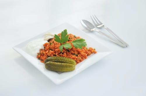 Ilmainen kuvapankkikuva tunnisteilla raikas, riisi, ruoka, salaatti