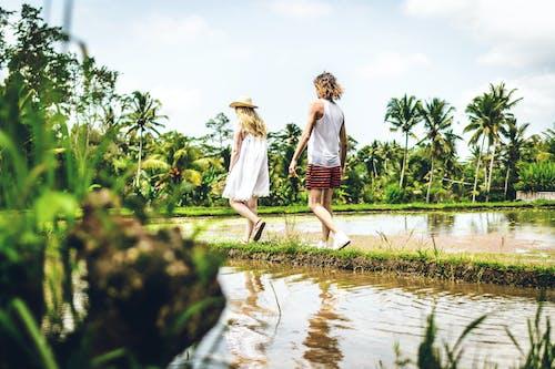 一對, 亞洲, 人, 印尼 的 免費圖庫相片