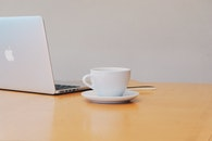 coffee, cup, desk